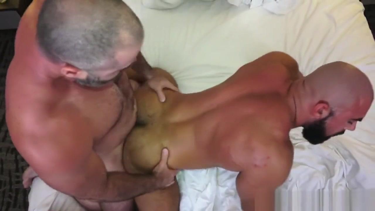 Roaring Bears! fat old naked women