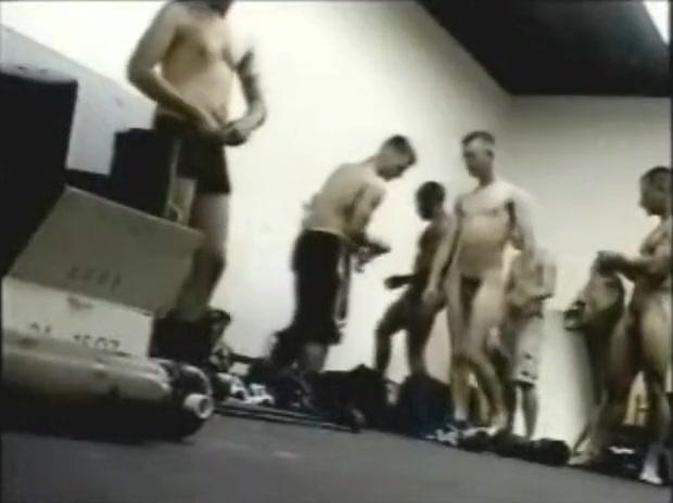[AYM 11] Free Ballinn Brawn - Classic Military Voyeur Premature Cums Clip Movie Handjob Jerk