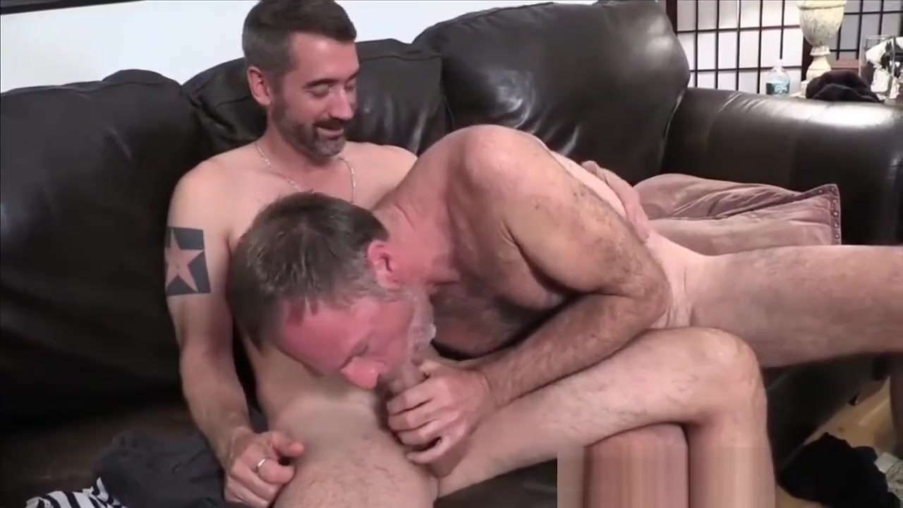 Two dads fucking on the couch fucked Hot nude brunette milf