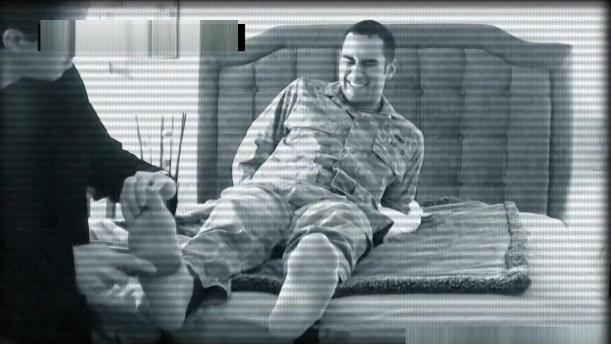 Military Dude Tickle Torture Interrogation Interracial porn anal