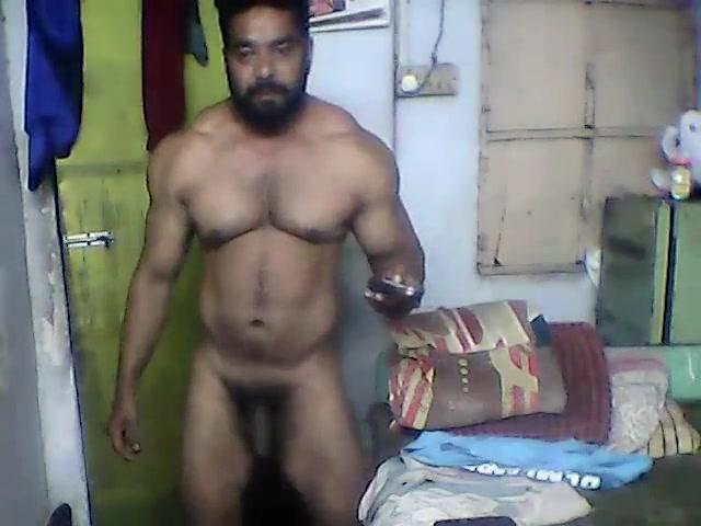 Indian Muscle (No cum) Part 1 Matured anal sex