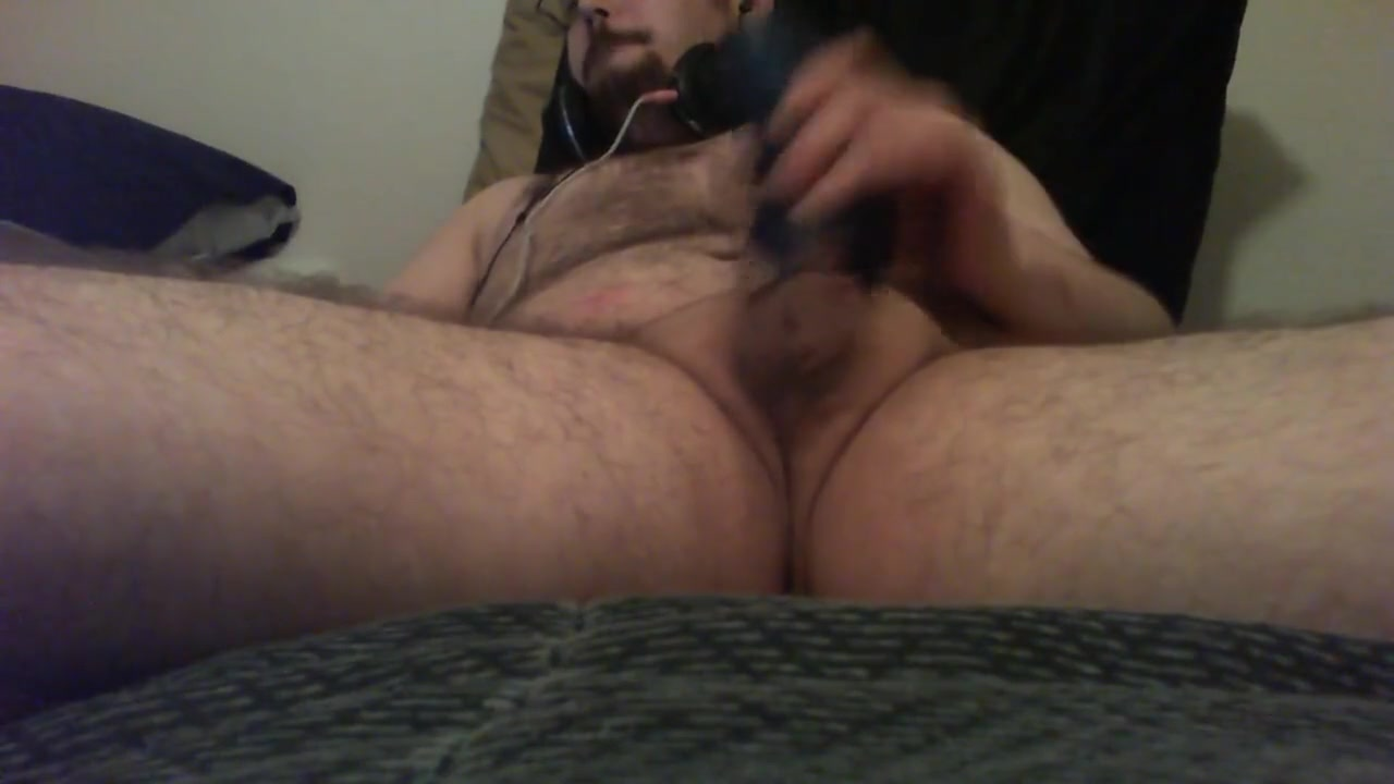 Watching hypno porn, stonerbating, and edging. Pt 2. hour long sexy masturabtion video