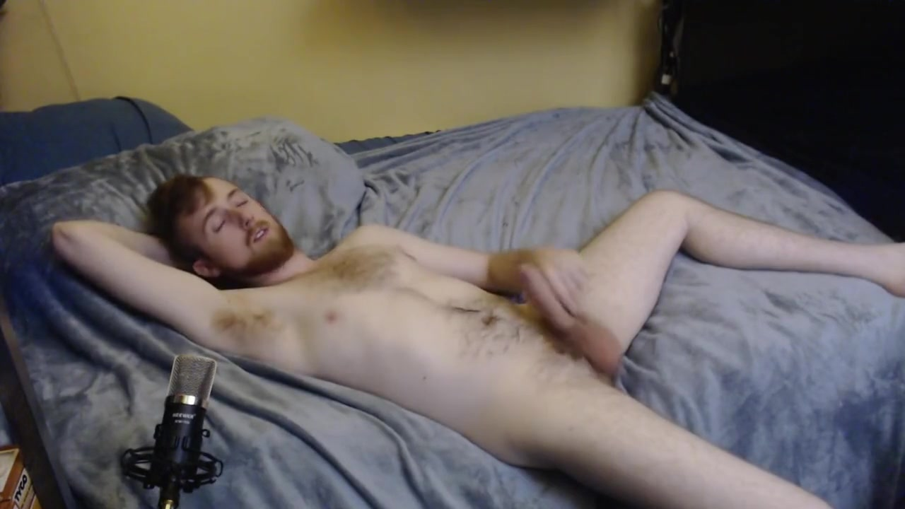HORNY MODEL FREAKYKNIGHT JERKS OFF ON HIS BED AND SHOWS OFF BIG UNCUT DICK Lana Heroes