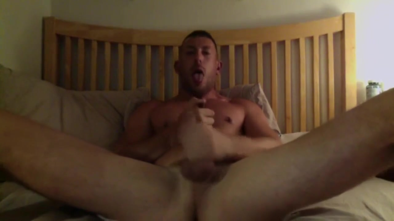John East watches me stroke my cock while he poppers up HARD and cums Naked parties pics
