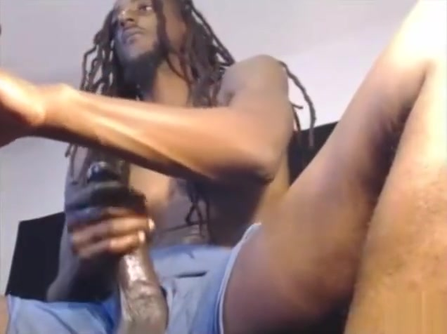 A Hott Black Dude Plays Live On Cam Hookup no contact for three days