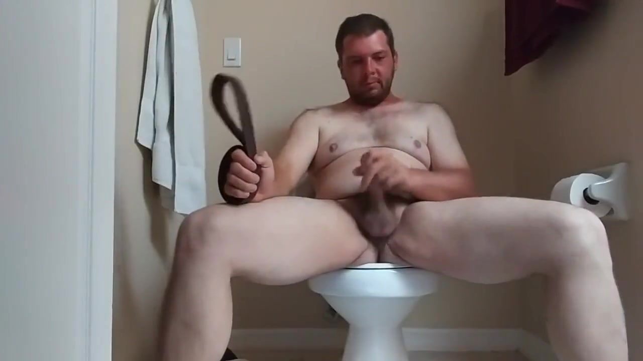 Smacking Ass And Balls With Belt while performing on chaturbate Hq Porn Shegirl