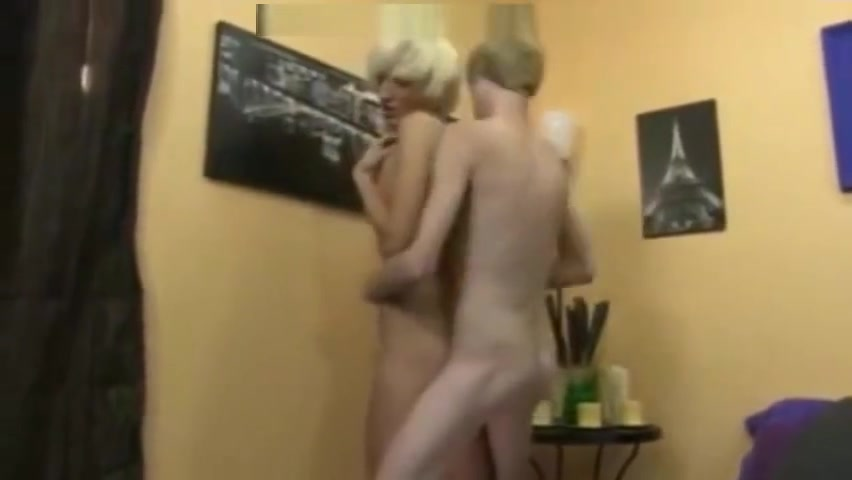 Blonde On Blonde Twinks Sexo correte en San Cristobal