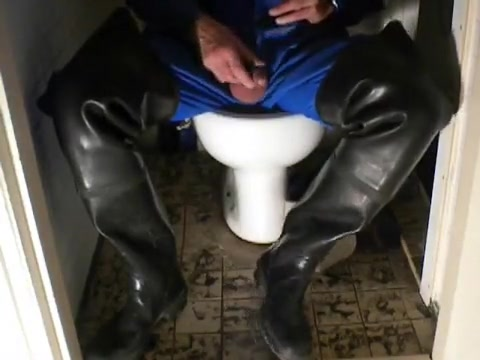nlboots - rubber bata waders, pissing and smoking Erotic Stories Arcive
