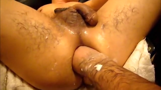 Fisting a Sweet Latino Hole Who is having an affair
