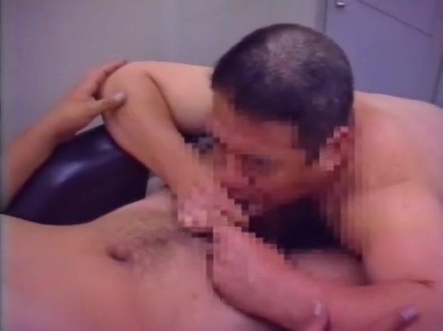 [SAMSON] JP DADDY SHAVING Flashing asian tits anna