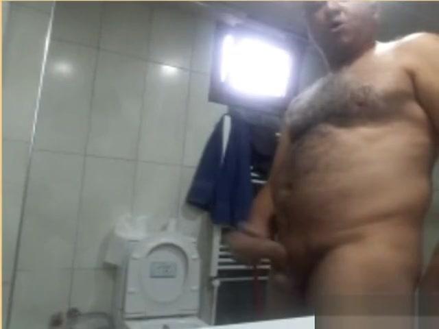 Daddy Turko no banho Big black assy