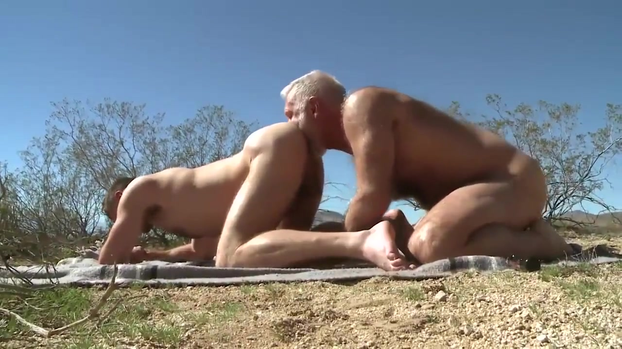 Hairy silver fox has sex with a very sexy young jock Cranberry sex