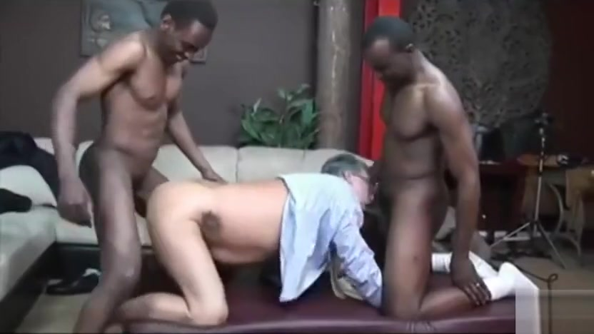 Black on Daddies - The Senator Slut in Anaco