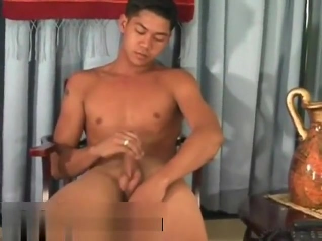 Attractive real asian boy wanking his steamy schlong Nude Sexy Massage Video