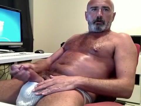 Hairy Daddys Thick Cock Jock Strap Jack Off How to get a sex doll of yourself