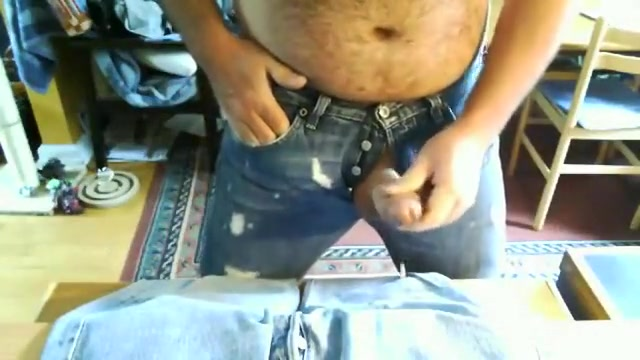 Levis 501 acquire sprayed with sperm online adult video streaming