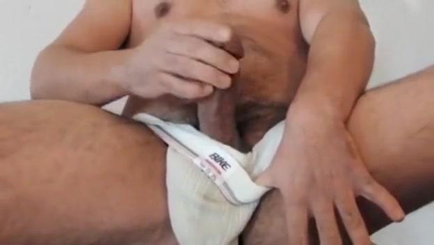 Hairy Stud Solo Wanking Blonde milf fucked on public toilet