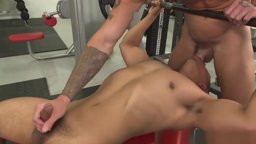 Black stud assfucked at gym by white cock Free naughty milf pics