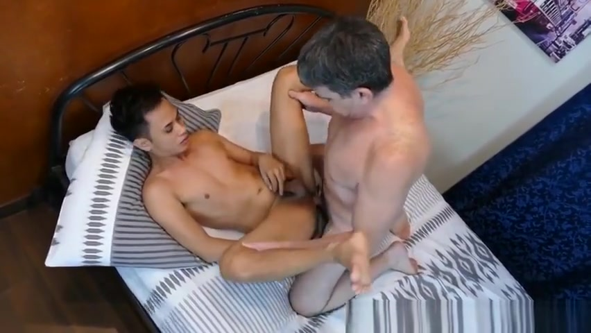 Filipino twink assfucked by daddy Sexy darling is being fucked senseless by stud