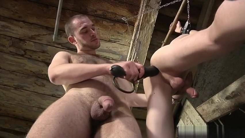 Hot twinks domination with cumshot Oily Hair Massage