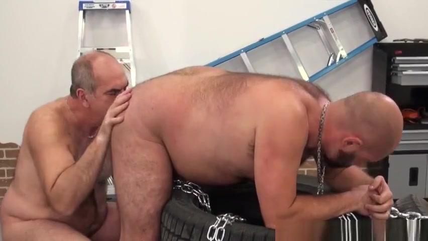 Rimmed hairy chub gets anal treatment Christina in bondage thumbnail