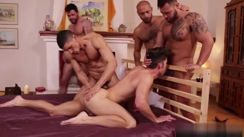 Tattoo gays anal sex and cumshot Mother fucked hard by son