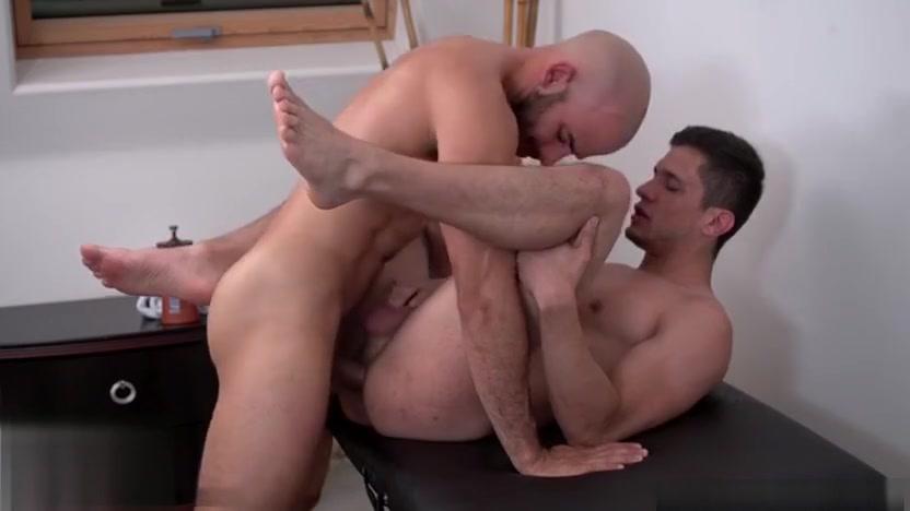 Big dick jock flip flop with massage gay barbie girl song
