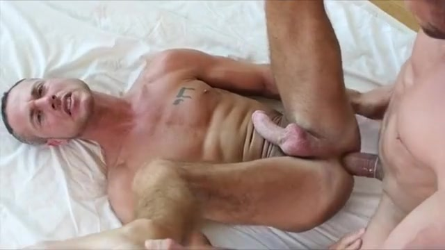 Daddy Dips His Big Dick Painful anal gangbang