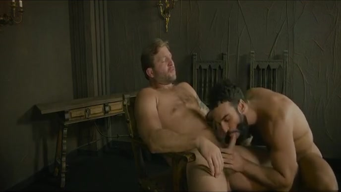 Big dick gay oral sex and cumshot Shorthair mature