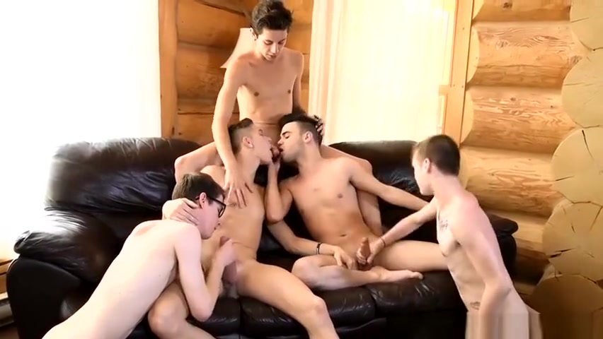 Adorable twinks Zac and Camille pounds each other hard How to talk to a shy guy