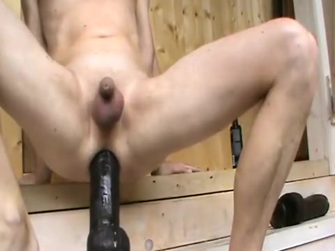Outdoors with Darksome Balled ebony amateur free vids