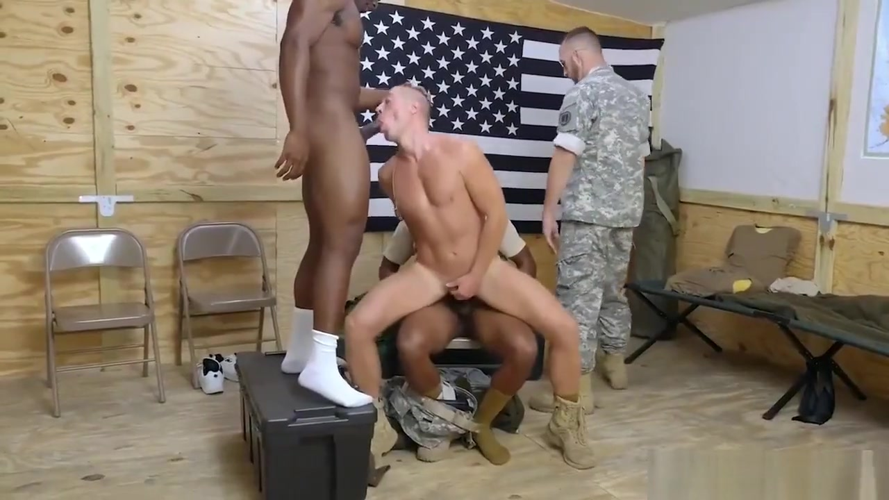 Gay huge blow job army porn xxx sleeping naked soldiers movietures Staff Short hair brunette porn star