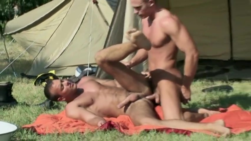 Nature Calls sex scene in a movie