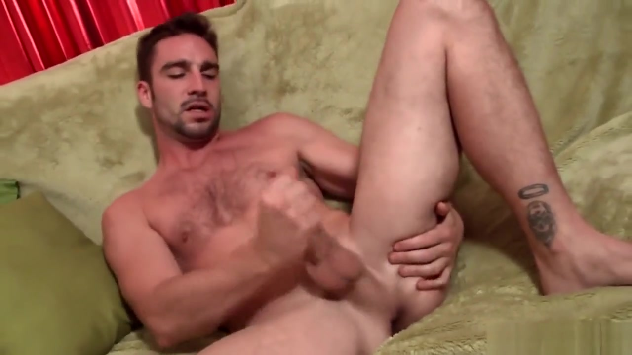 Shawn solo jerkoff Girl takes big cock
