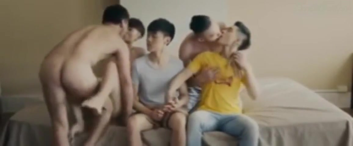Chinese Gay Movie 1 - Sodom S Cat 2016 Blowjob & Fuck Good Boys Cum In My Pussy