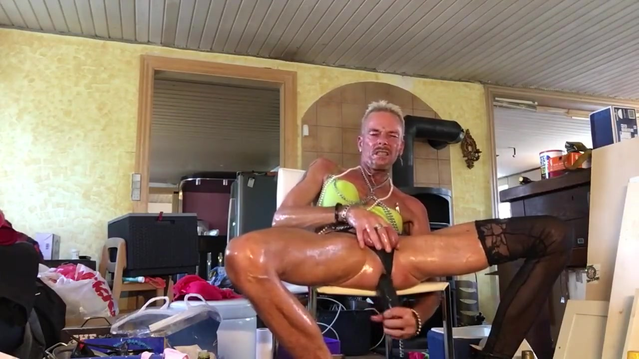Fisting and fucking my horney wet ASS...!! By comic erotic gary roberts