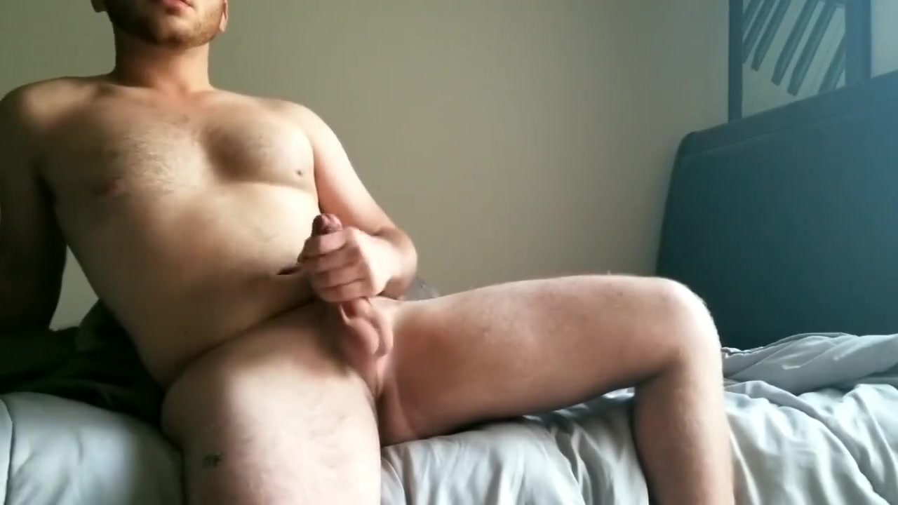 hung guy jerks off perfect thick cock and cums Free Dating All Over The World