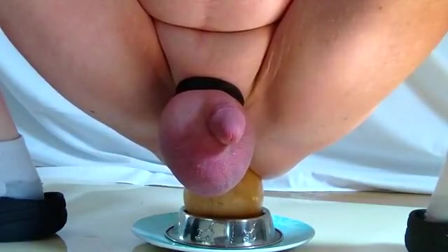 stretching my chocolate hole w/a butternut squash pt 1 best bisexual mmf threesome amateur