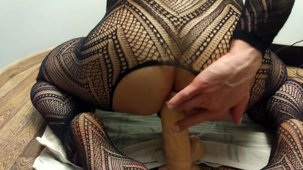 Ass fuck with huge dildo Milfs Hot Pussy