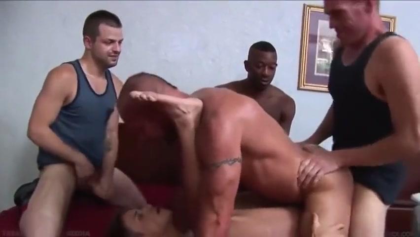 Gang bang anal hard Cute sex butts naked