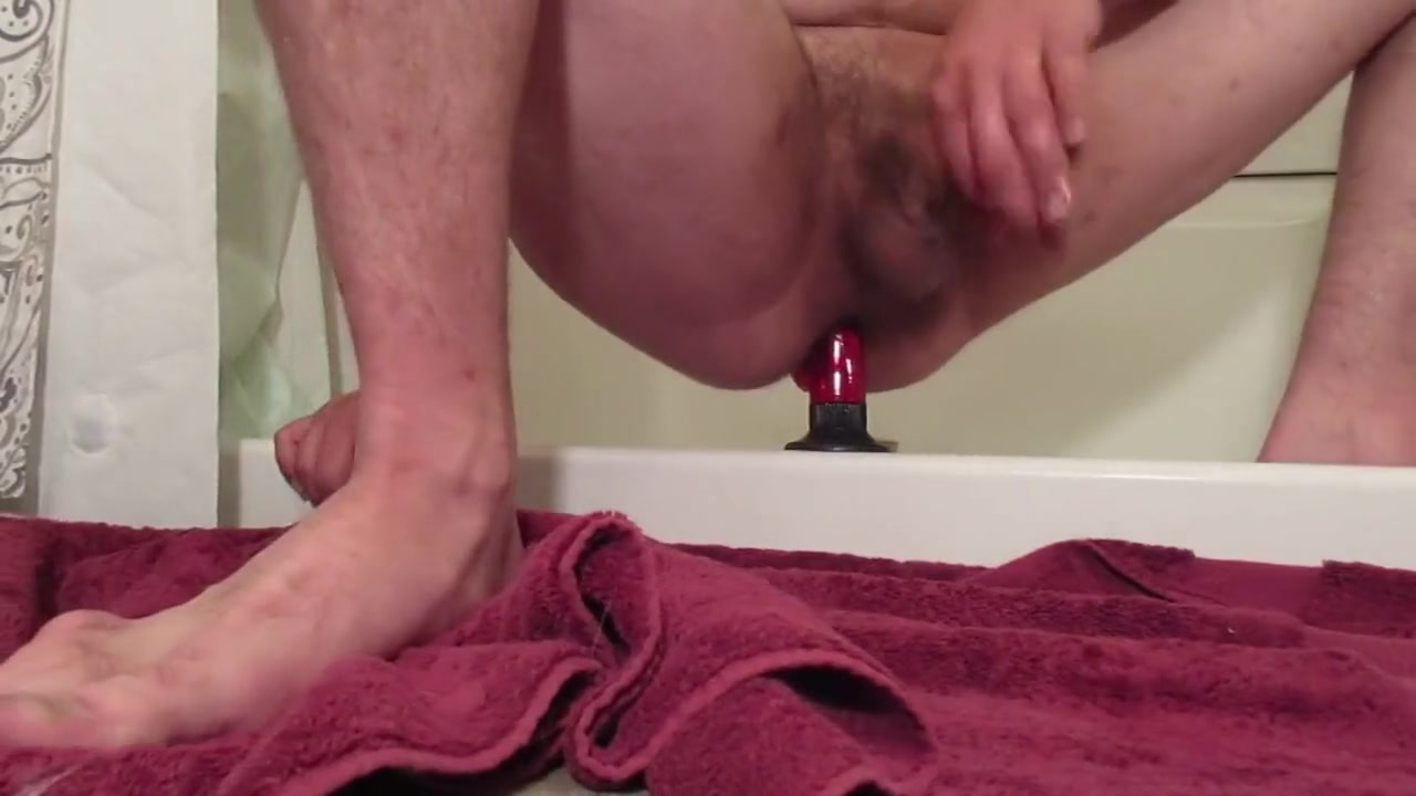 my ass fucking Riding a dildo and loving it Big fat cock video
