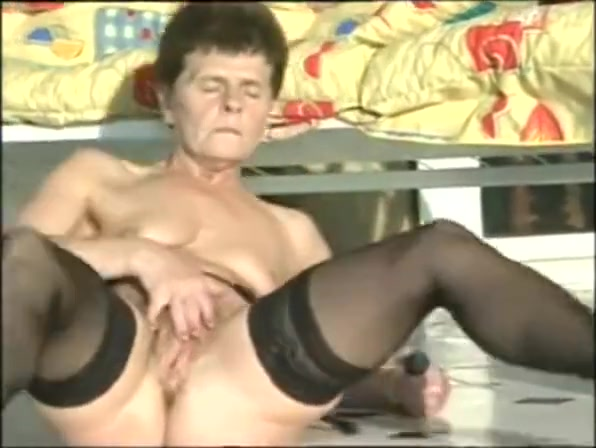 Mature Ibolya masturbating 1. Kativui wife sexual dysfunction