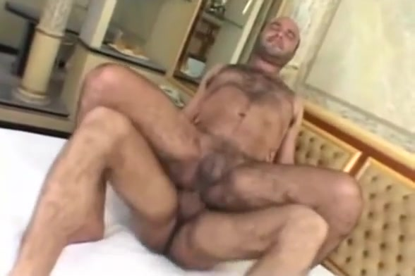 Brazilian Fur! Stud Paulo Guina Fucks Bearish Daddy Jailson Free Mature Hardcore Porn