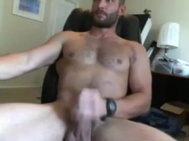 chadkoch - Chaturbate webcam show 1 Sucking nipples squeezing tits close up