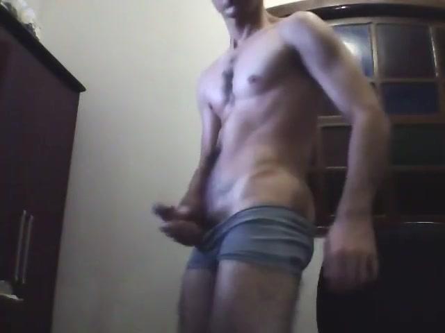 Hairy man masturbating on bedroom Sexual snatch fingering