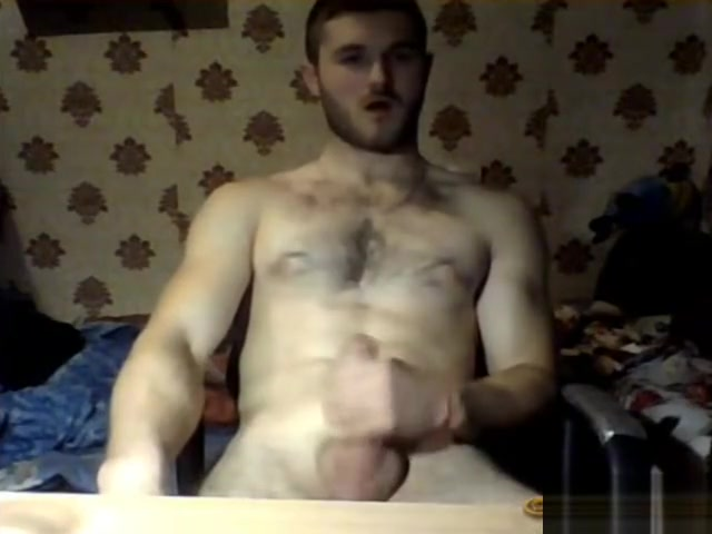 ukranian guy on cam Hairy naked suck penis and pissing