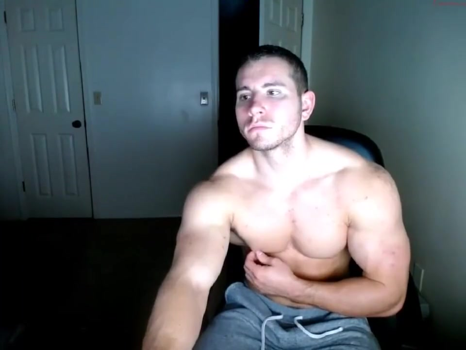 Sexy Young Bodybuilder 2 male anal sex tips