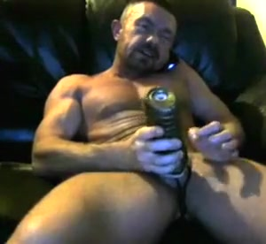 Brit muscle dad cums in his fleshlight two man eating pussy pictures