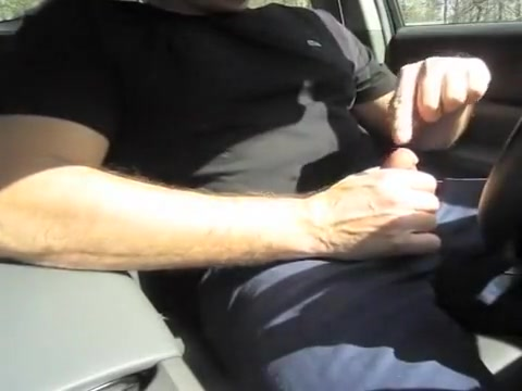 Jerking off in my car, in jeans, using my precum as lube dubai naked women sexy