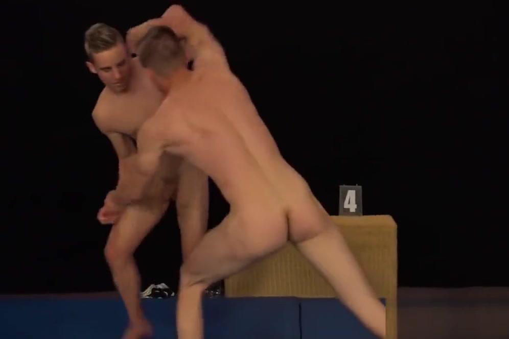 Anton Sanek vs Bened Faust oil naked wrestling brandi love dokata skye threesome